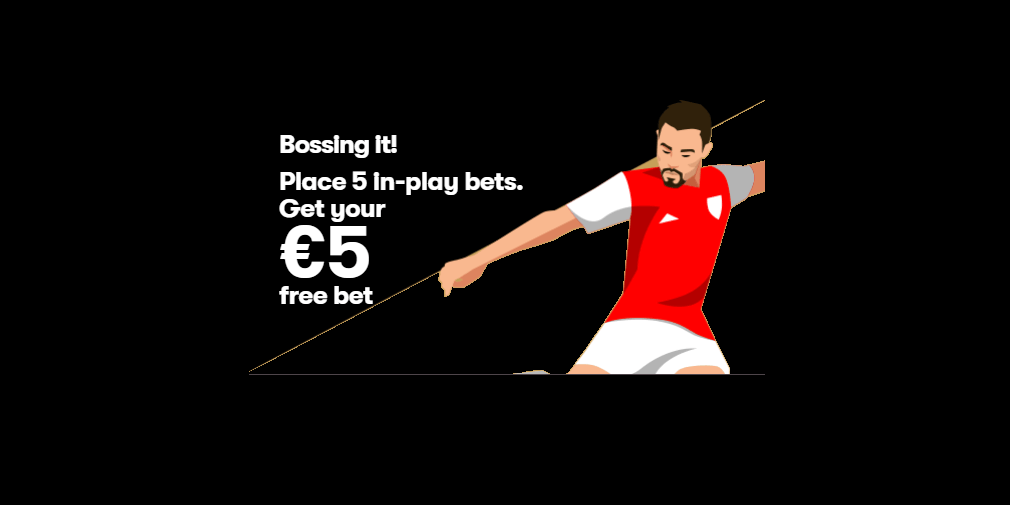 Bossing It! 10bet Promotion